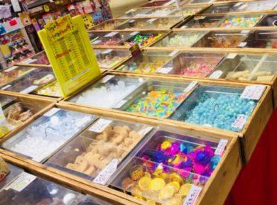 昔懐かしい駄菓子と最近人気の駄菓子をちょっと調べてみました。