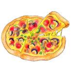ピノッキオは神戸三宮のピザ屋さん!一番人気はピノッキオピザ