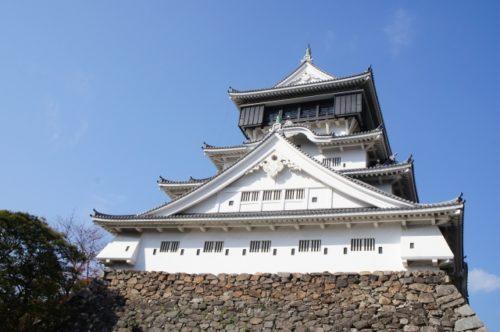 小倉城のアクセスと駐車場!福岡県の城で細川忠興が築城