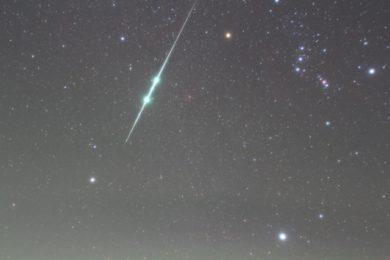 オリオン座流星群2019愛知県のおすすめの場所や名古屋の穴場スポット