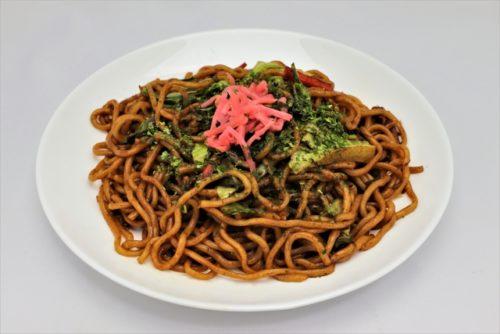 星川製麺彩は川崎の中野島にあるポツンと一軒そば屋かけそば200円