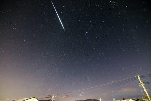 しし座流星群2019愛知県のおすすめの場所や名古屋の穴場スポット